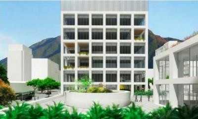Arquitectura e Ingeniería nueva sede CAF, Caracas